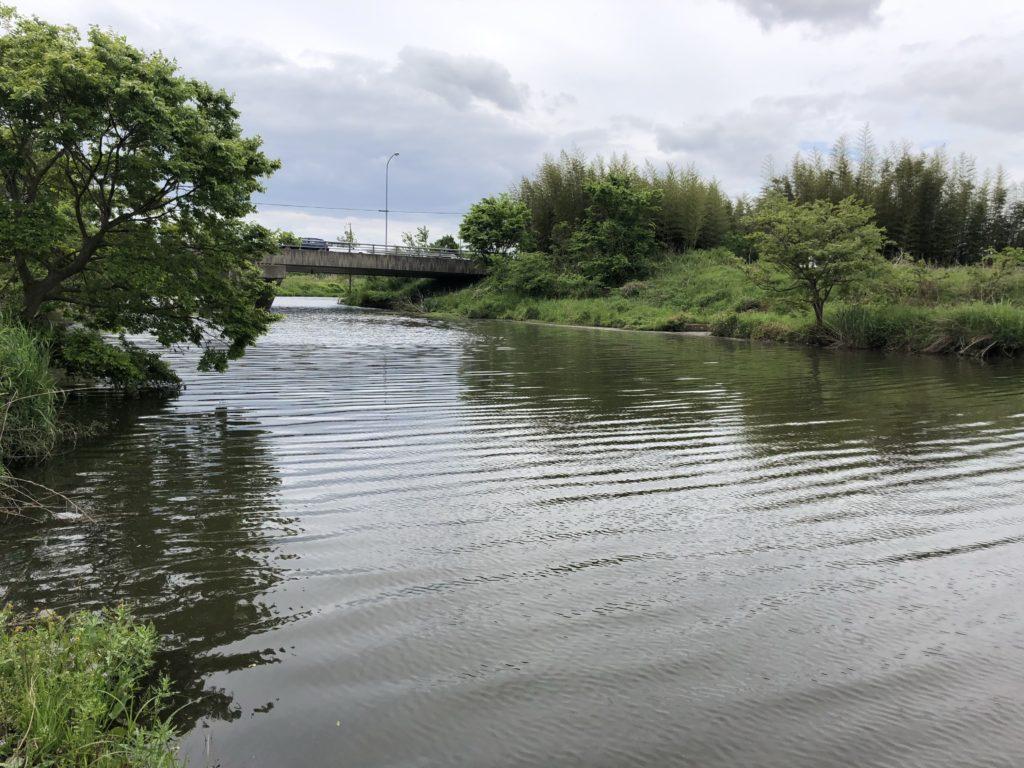 新川流入河川神崎川