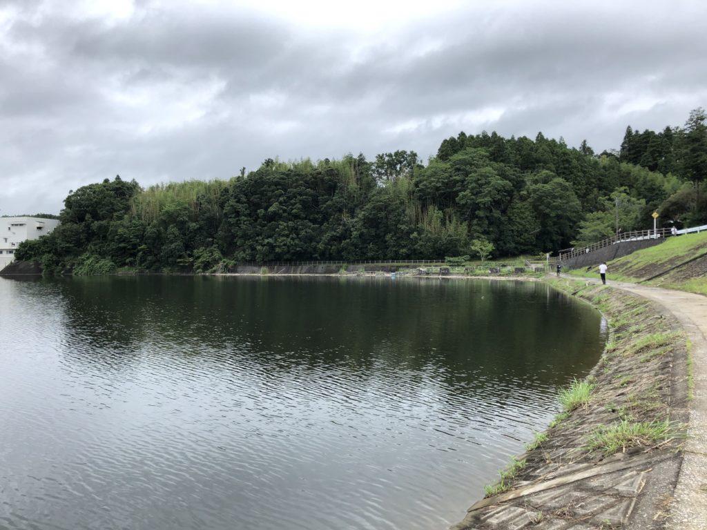 高滝ダムの風景写真⑤