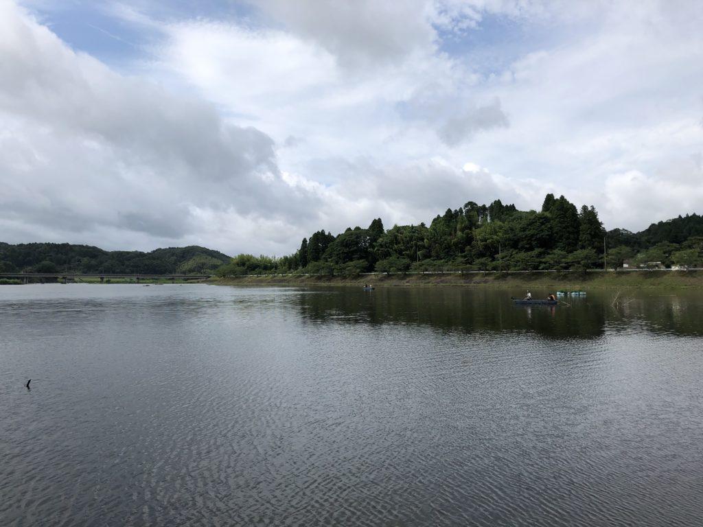 高滝ダムの風景写真①