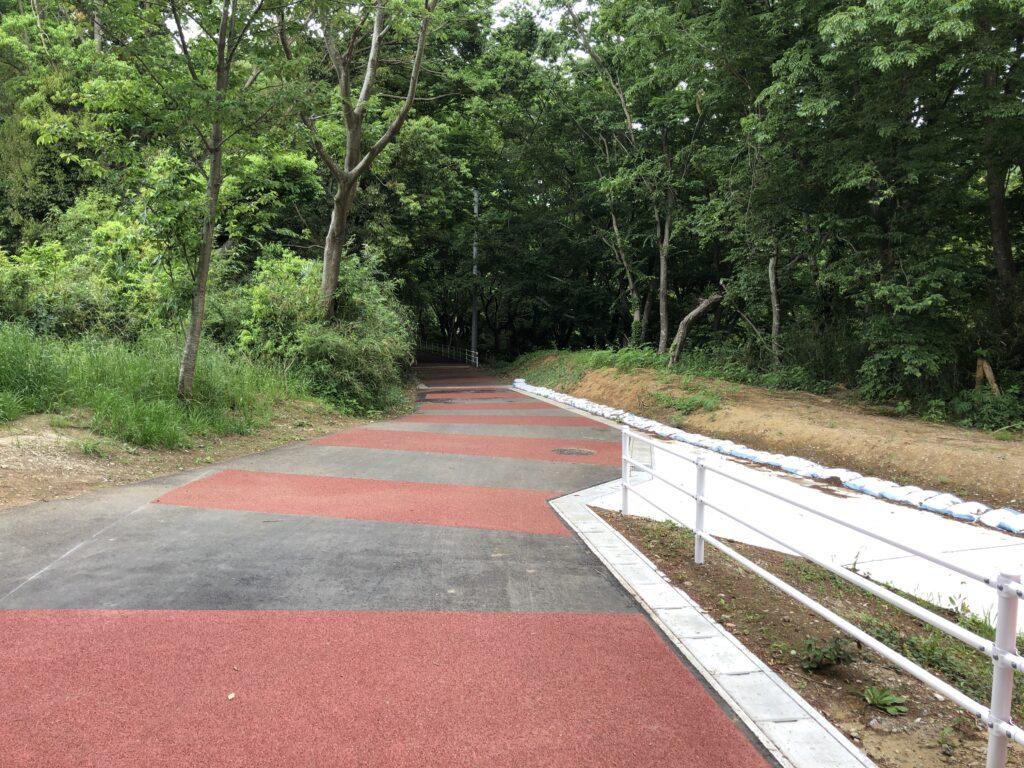花見川 サイクリングコース
